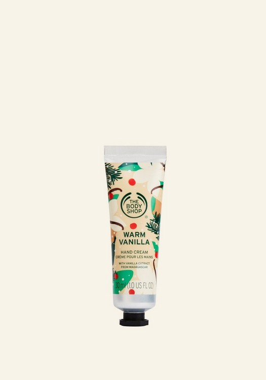 Warm Vanilla Hand Cream 30ml