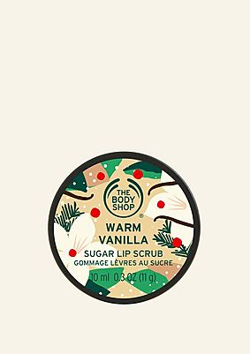 Warm Vanilla Sugar Lip Scrub