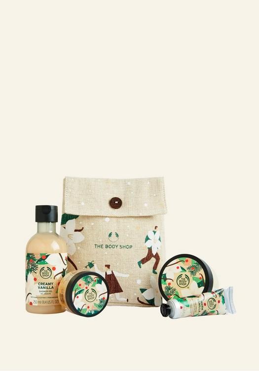 Pochette Festive Vanille Gourmande 1 article