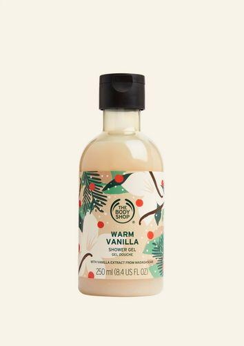 Warm Vanilla Shower Gel