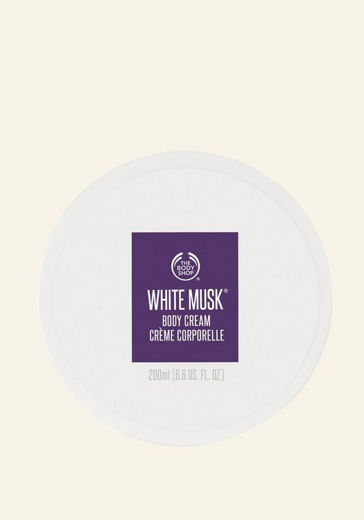 White Musk® Body Cream 200ml