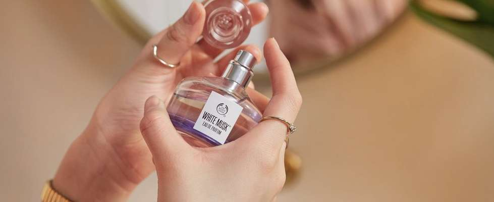 Eau De Parfum White Musk De The Body Shop