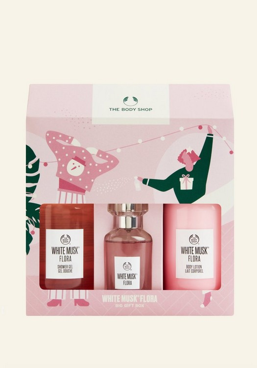 White Musk® Flora Big Gift Box