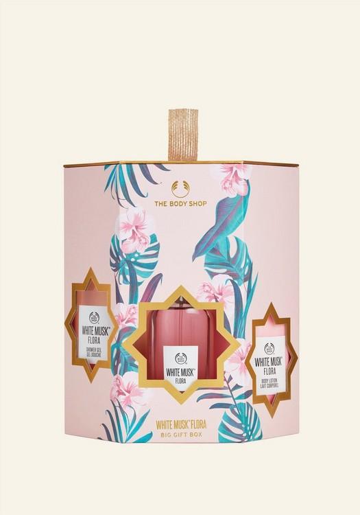 White Musk® Flora Big Gift Box
