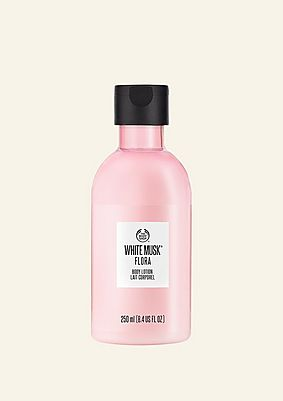 White Musk® Flora Body Lotion