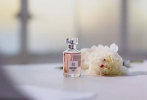 white must flora bottle