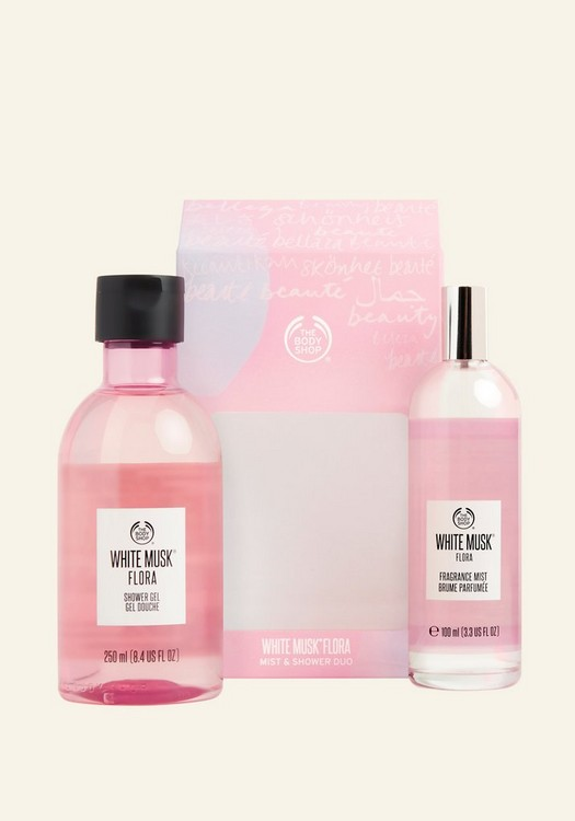 White Musk® Flora Mist & Shower Duo 1 Piece