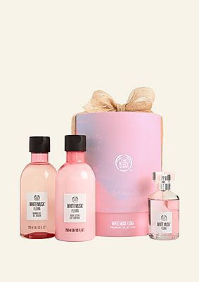 White Musk® Flora Premium Collection