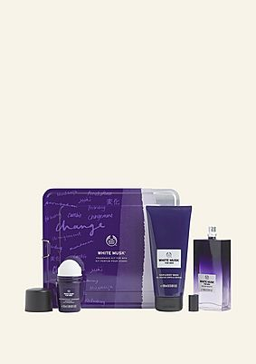 White Musk® Fragrance Kit for Men