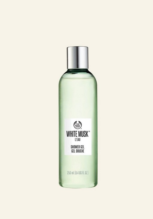 White Musk® L'eau Shower Gel 250ml