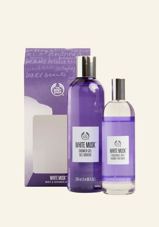 White Musk® Mist & Shower Duo 1 Piece