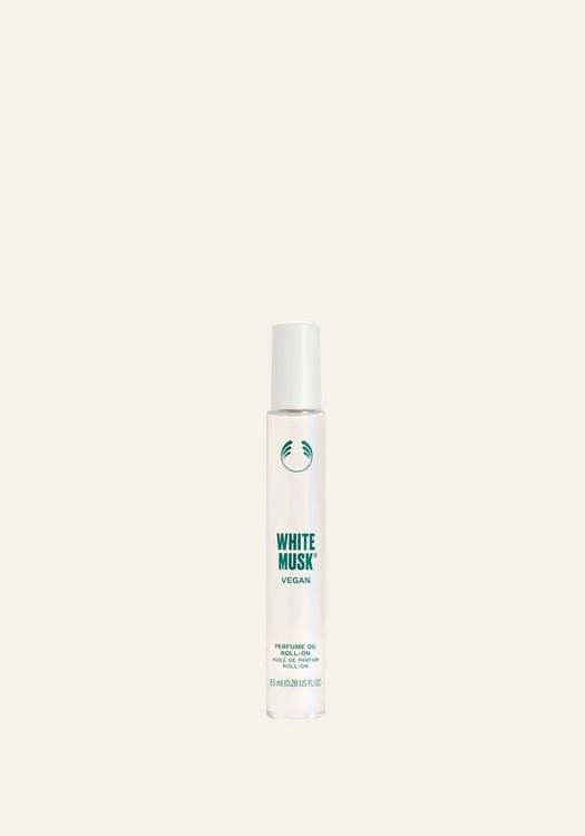 White Musk® Perfume Oil Roll-On 0.29 FLOZ