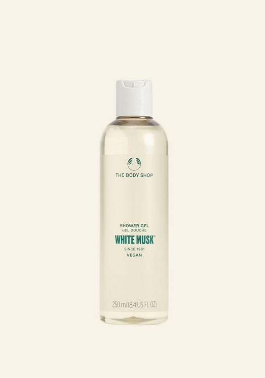 Gel de Ducha White Musk® 250ml