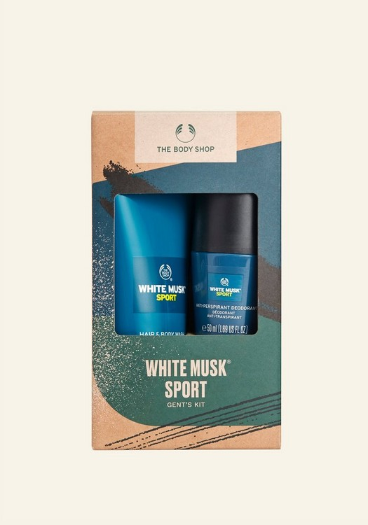 White Musk® Sport Gent's Kit 1 Piece