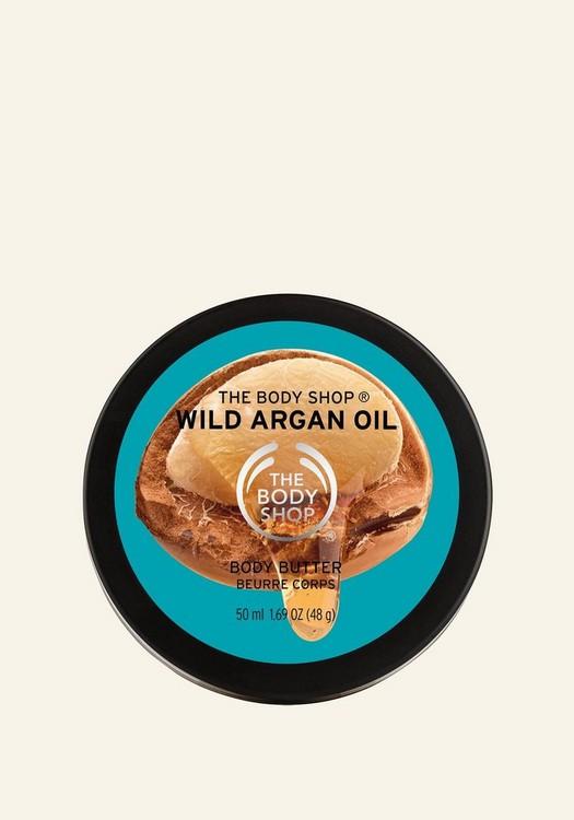 Wild Argan Oil Sublime Nourishing Body Butter 50ml