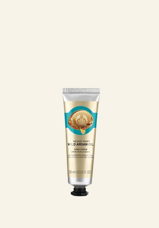 Wild Argan Oil Hand Cream 30ml