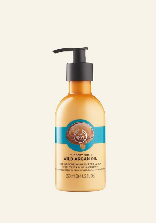 Wild Argan Oil Sublime Nourishing Whipped Lotion 250ml