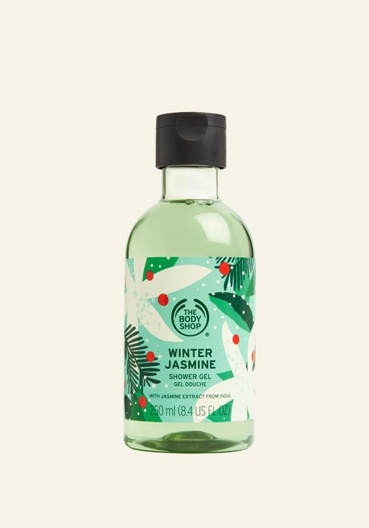 Winter Jasmine Shower Gel 250ml