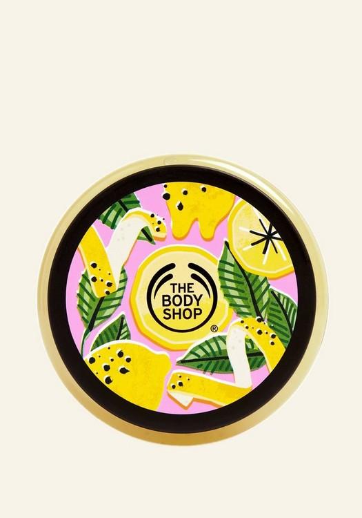 Zesty Lemon Body Scrub 200ml