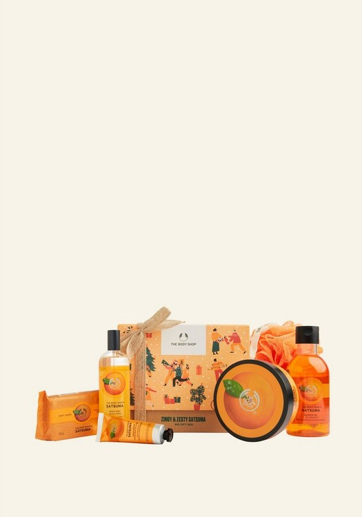 Zingy & Zesty Satsuma Big Gift Box