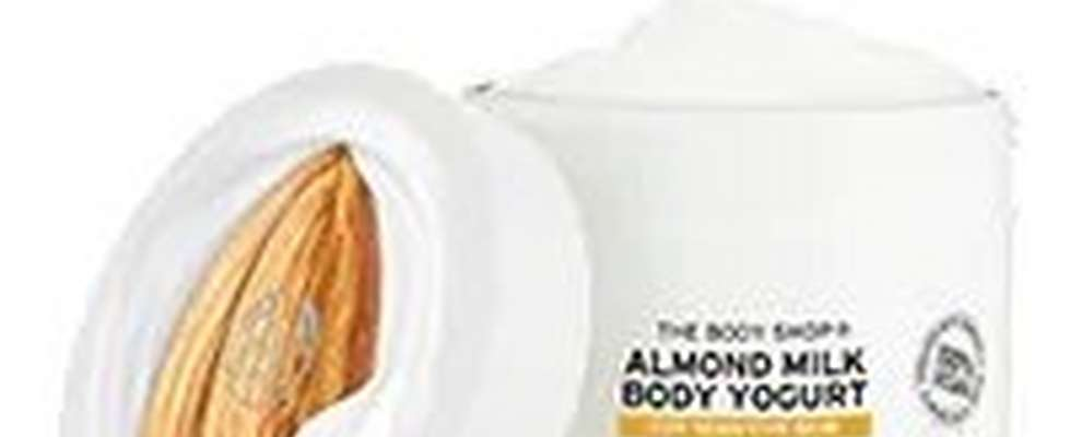 The Body Shop Almond Milk Body Yogurt