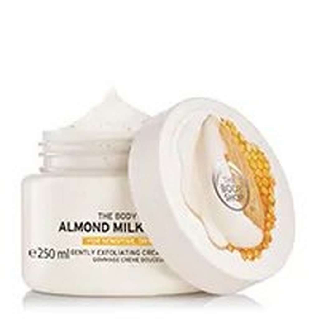 The Body Shop Almond Milk & Honey Exfoliating Scrub