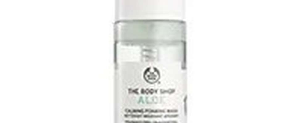 The Body Shop Aloe Calming Face Wash