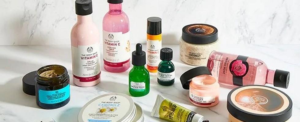 The Body Shop Beauty kit