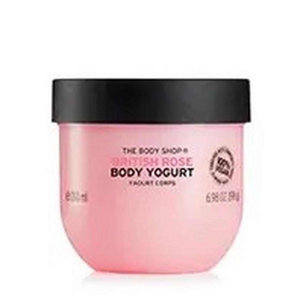Body Yogurt British Rose