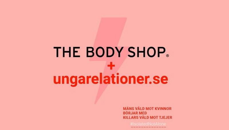 Ungarelationer.se x The Body Shop
