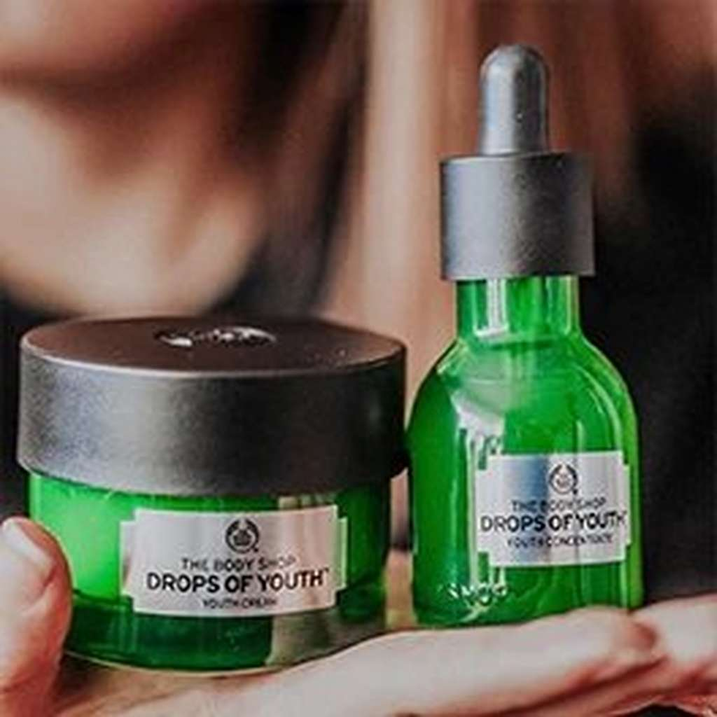 Productos de Drops of Youth™ de The Body Shop