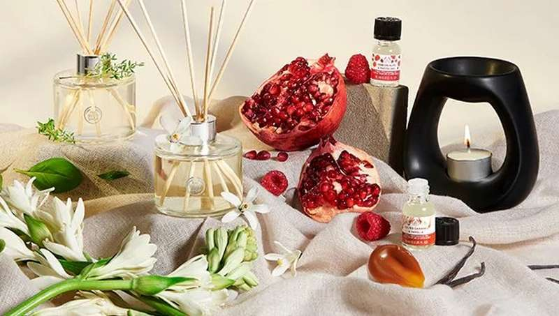 Produits de parfum d'ambiance The Body Shop