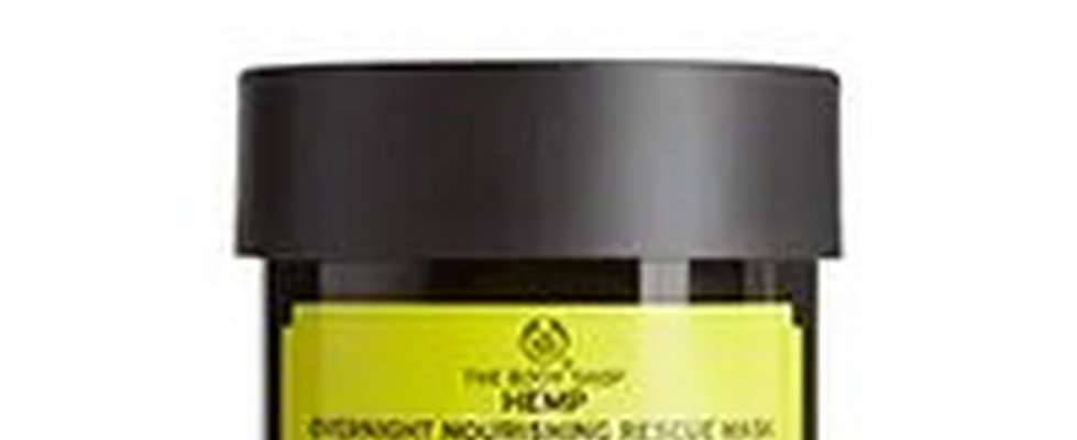 The Body Shop Hemp Overnight Face Mask