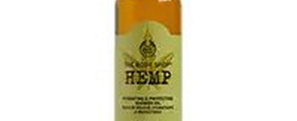 The Body Shop Hemp Shower Gel