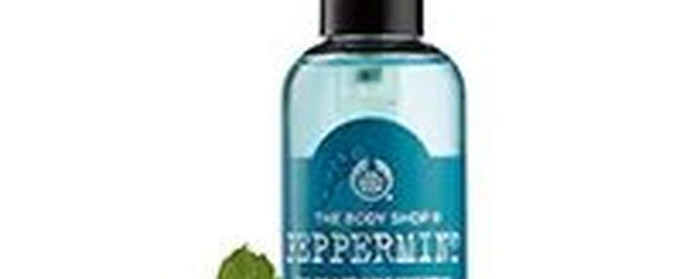 The Body Shop Peppermint Foot Spray