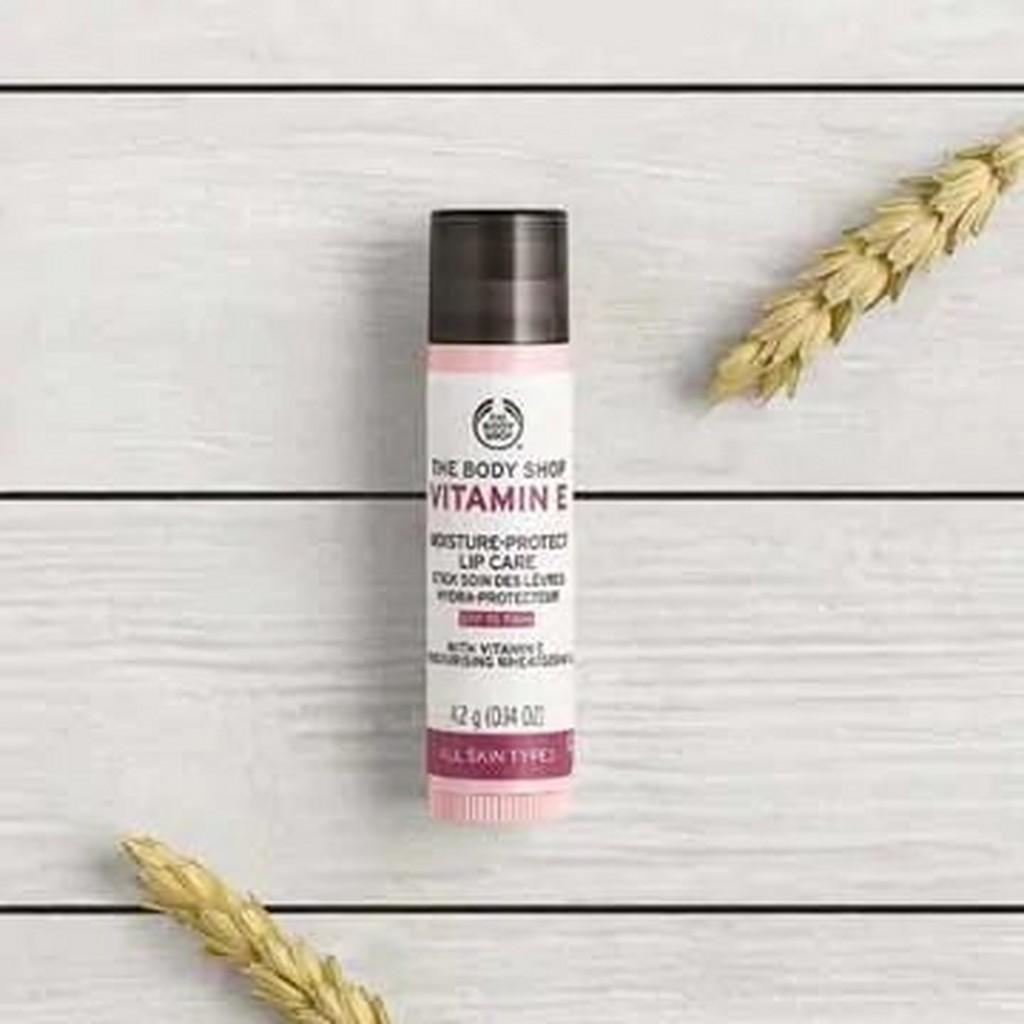 The Body Shop Vitamin E Lippenpflege