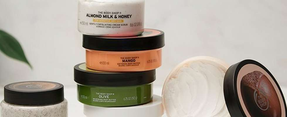 Body Butters and Scrubs