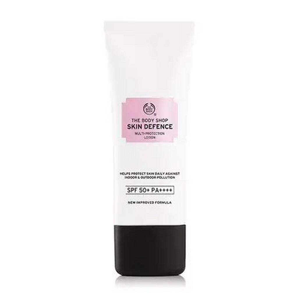Skin defence SPF lotion