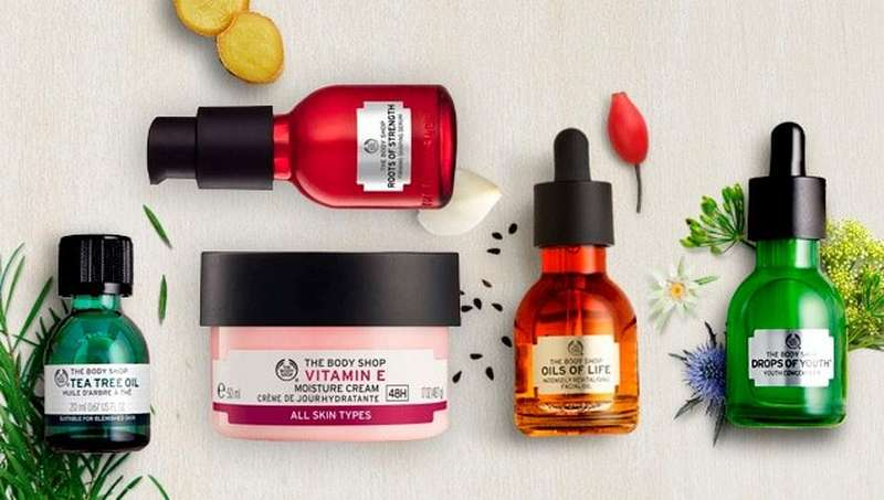 THE BODY SHOP SKINCARE GIFTS