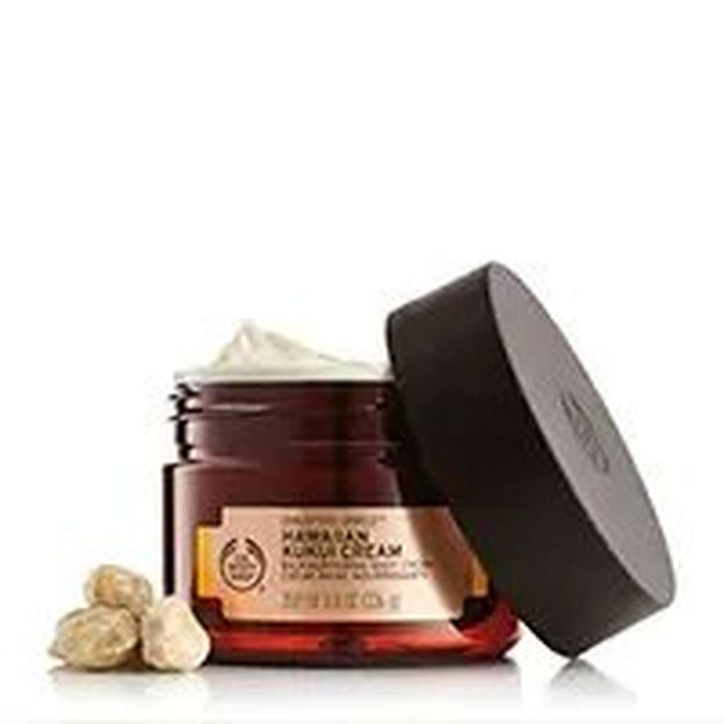 The Body Shop Spa of the World Kukui Cream