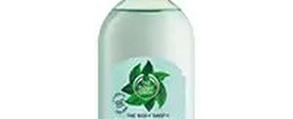 The Body Shop Fuju Green Tea