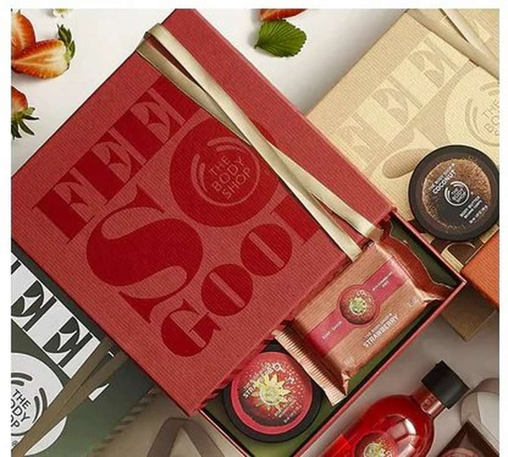 The Body Shop Gift