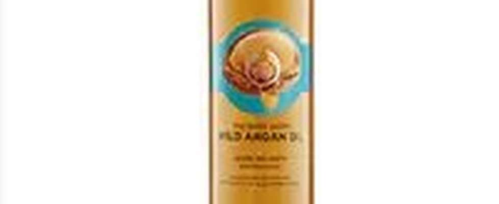 The Body Shop Wild Argan Bubble Bath
